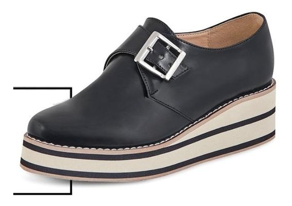 Zapato Comodo 5 Cm P/dama 13502 Ck O19 Uy4