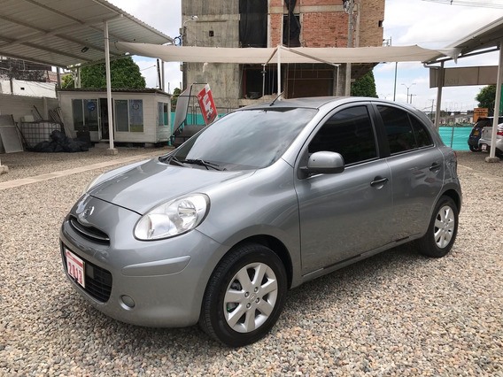 Nissan March Motor 1.6 Mecanico Full Equipo 2013