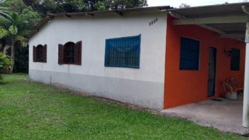 Chácara Com Piscina E 3 Quartos Em Itanhaém/sp 6728-pc