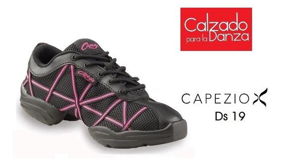 Zapatillas De Danza Baile Capezio Ds19 Originales De Usa