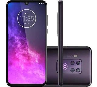Celular Motorola One Zoom 128g