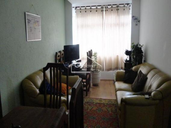 Apartamento Em Condomínio Padrão Para Venda No Bairro Santana, 2 Dormitórios, 1 Suíte, 1 Vagas, 73 M² - 3860