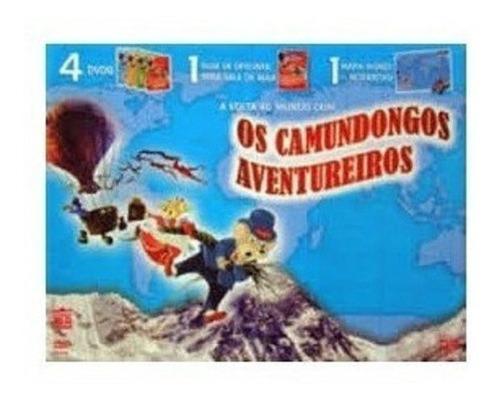 Imagem 1 de 1 de Coleção Dvds Original Os Camundongos Aventureiros