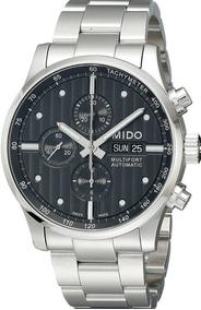 Relógio Mido Multifort Automatico M005614110610 Valjoux 7750