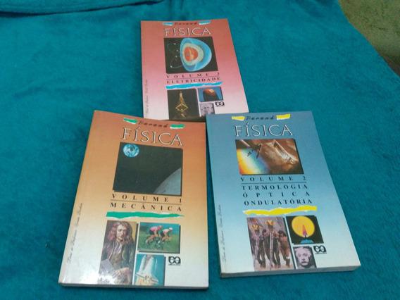 Física 3 Vo. 1-2-3, Parana