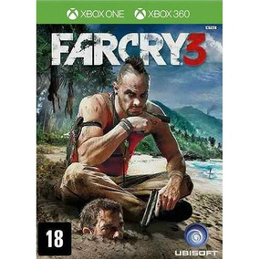 Jogo Far Cry 3 Xbox 360 E Xbox One Mídia Física