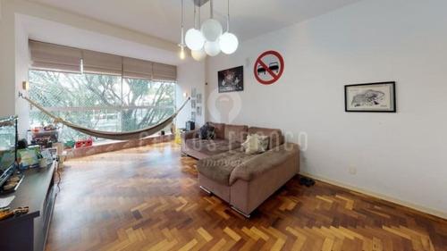 Imagem 1 de 15 de 3 Dormitórios - 1 Vaga - Pacaembu/perdizes - Cf67392