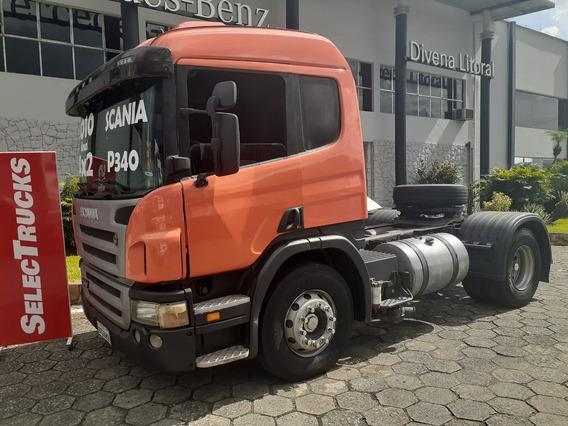 Scania P340 Toco 2010 Leito Selectrucks = 2035