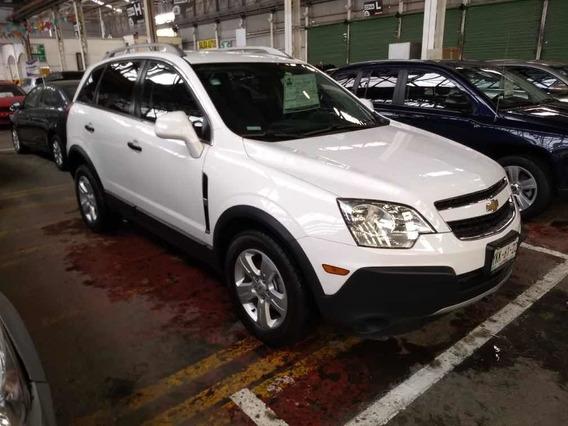 Chevrolet Captiva Lt Aut Ac 2014
