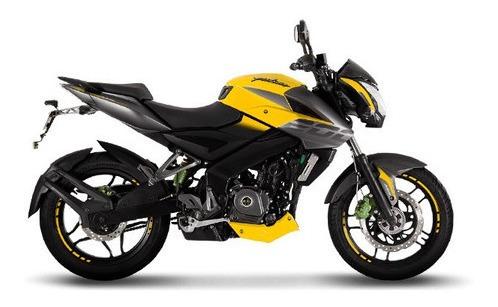 Bajaj Rouser 200 Ns Fi -desc Contado Motozuni Exclusivo