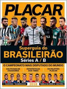 Guia Do Brasileirao Placar 2018 Campeonato Brasileiro Novo!