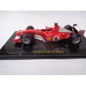Ferrari F2002 - Eaglemoss Collection - 1/43 Com O Fascículo
