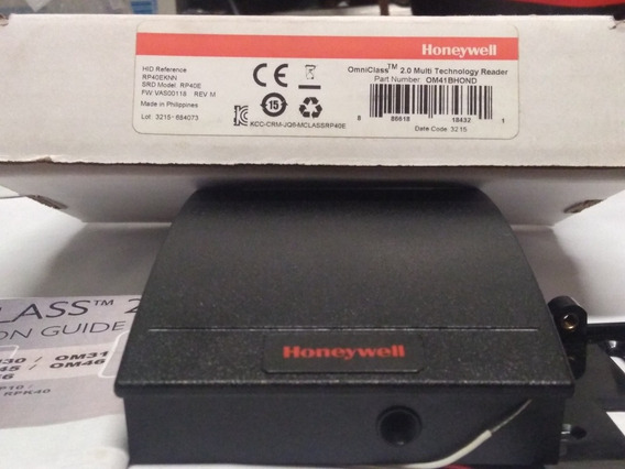 Leitor Hid® Omniclass Se® Rp40e Smart Card Readers