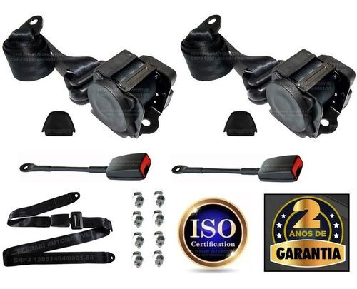 Kit Cinto De Segurança Para Caminhão Mercedes 608 609 709 91