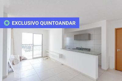 Apartamento No 4º Andar Com 2 Dormitórios E 1 Garagem - Id: 892918857 - 218857
