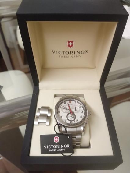 Relógio Victorinox Swiss Army Chrono Classic Xls 241213