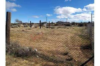 Venta De Terreno Ubicado En Calle De Las Choyas S/n Municipio 86 Tecate Baja California