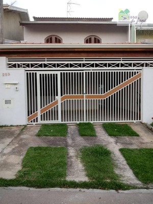 Casa Com 3 Dormitórios À Venda, 170 M² Jardim Sarapiranga - Jundiaí/sp - Ca1967