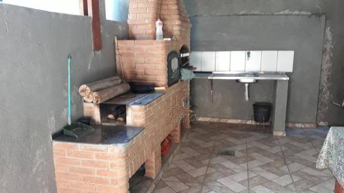 Casa Com 1 Dormitório À Venda, 250 M² Por R$ 500.000 - Jardim Utinga - Santo André/sp - Ca2690