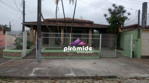 Casa À Venda, 170 M² Por R$ 595.000,00 - Indaiá - Caraguatatuba/sp - Ca3885