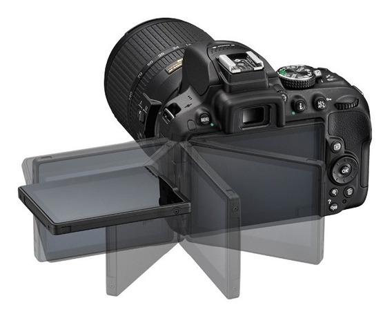 Camera Nikon D5300 Gps Wifi 24.2 Mp Corpo Dslr Canon D7200