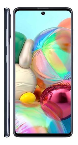 Smartphone Samsung Galaxy A71 128gb 4g Quad Câmera - A71