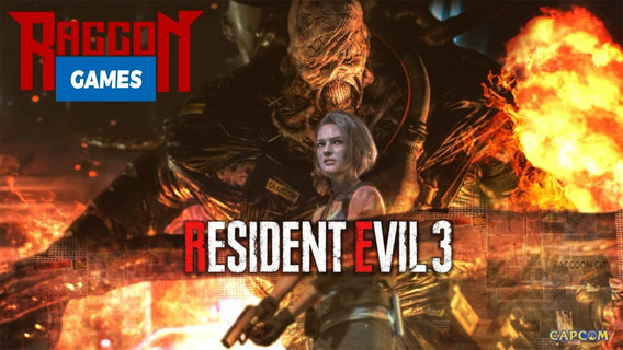 Resident Evil 3 Remake Pc Original Offline
