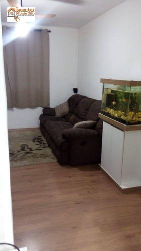Imagem 1 de 30 de Apartamento À Venda, 45 M² Por R$ 175.000,00 - Jardim São Luis - Guarulhos/sp - Ap1782