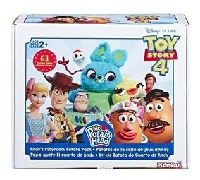 Cabeça De Batata Coleção Toy Story 4 Quarto Do Andy 61 Peças