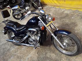 Moto Shadow 600 Ano 2003 Em Excelente Estado.