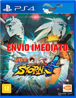 Naruto Shippuden Storm 4 Road To Boruto Ps4 Original 1 Ptbr