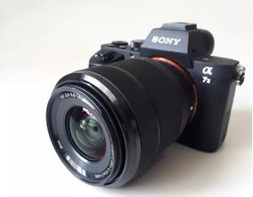 Sony Alpha A7 Ii Com Lente 28-70mm (aprox. 300clicks)