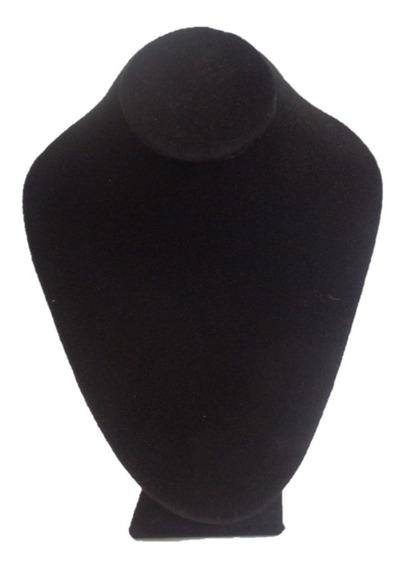 Cuello Chico Trebol P/ Joyería L/economica Color Negro