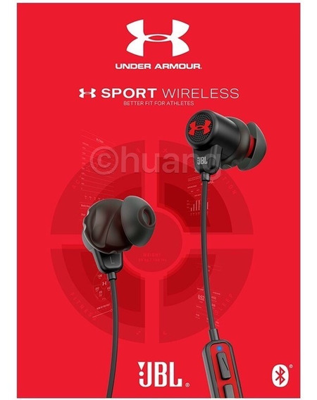 Fone Jbl Under Armour® Sport Wireless - Bluetooth Original
