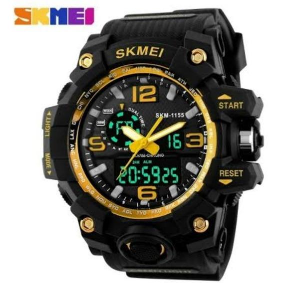 Relógio Masculino Digital Skmei 1155 Original Envio Imediato