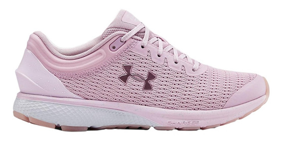 Zapatillas Under Armour Ua W Charged Escape 3 Mujer Rv/rv