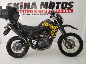 Yamaha Xt 660 R - 2016 - Preta - Km 9.500