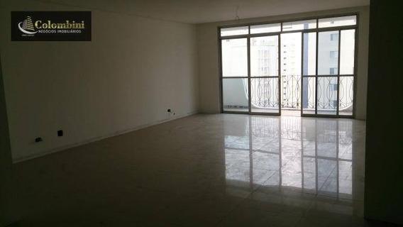 Apartamento Residencial Para Venda E Locação, Santa Paula, São Caetano Do Sul. - Ap0506