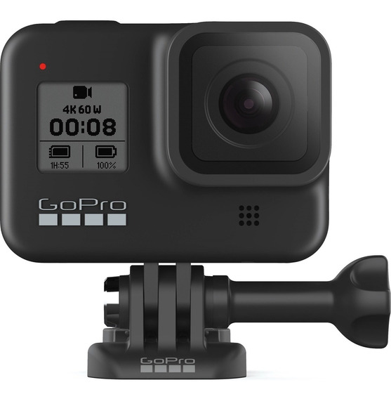Câmera Digital Gopro Hero 8 Black 12 Mp 4 K Original Com Nfe