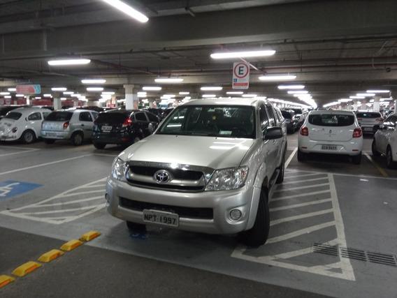 Toyota Hilux 2.7 Vvt-i Sr Cab. Dupla 4x2 4p 2009