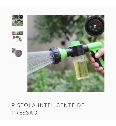 Imagem 1 de 5 de Pistola Inteligente De Sabão