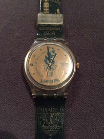 Relogio Swatch Atlanta 1996
