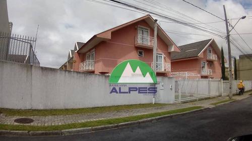 Sobrado Residencial À Venda, Xaxim, Curitiba. - So0716