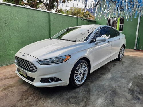 Imagem 1 de 12 de Ford Fusion  Titanium 2.0 Gtdi Eco Fwd Aut 2014