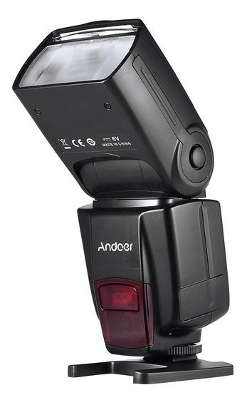 Flash Para Cámara Andoer Ad560 Iv 2.4g Inalámbrico Universal