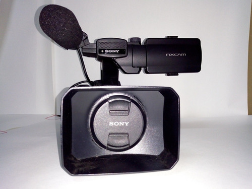 Câmera De Vídeo Sony  Nex- Ea50