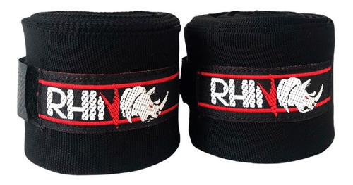 Bandagem Atadura Elástica Boxe Muay Thai - 5 Metros - Rhino