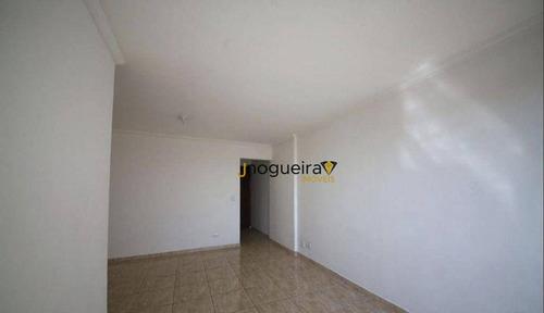 Apartamento Com 3 Dormitórios À Venda, 76 M² Por R$ 499.000,00 - Jardim Marajoara - São Paulo/sp - Ap10396