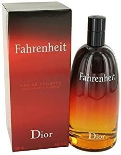 Fahrenheit By Christian Dior 6.8 Oz Eau De Toilette Spray Fo