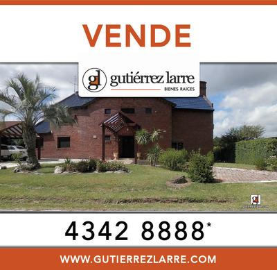 Gran Casa, Barbacoa, Piscina Y Vista Al Río. Barrio Privado.